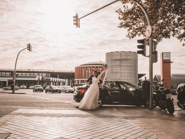 La boda de Paco y Cristina en Madrid, Madrid 178