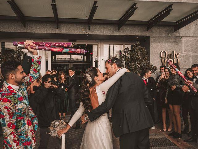 La boda de Paco y Cristina en Madrid, Madrid 182
