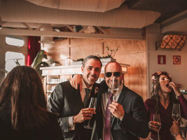 La boda de Paco y Cristina en Madrid, Madrid 208
