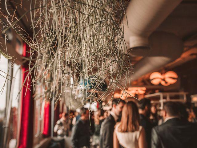 La boda de Paco y Cristina en Madrid, Madrid 210