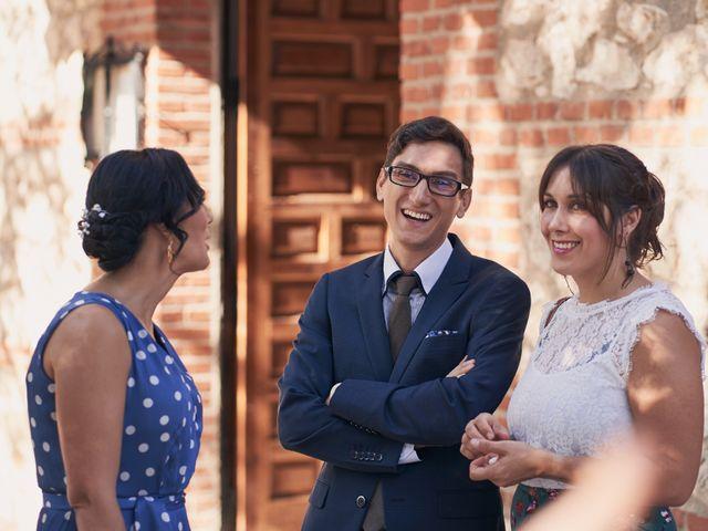 La boda de Alvaro y Alba en Cubas De La Sagra, Madrid 4