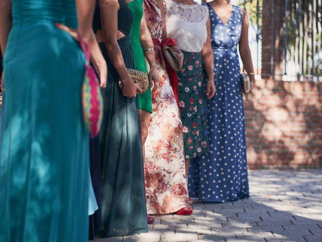 La boda de Alvaro y Alba en Cubas De La Sagra, Madrid 7