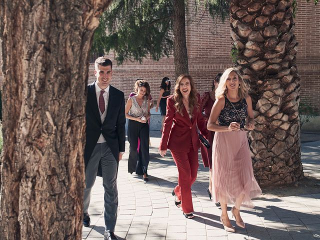 La boda de Alvaro y Alba en Cubas De La Sagra, Madrid 8