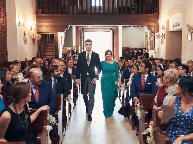 La boda de Alvaro y Alba en Cubas De La Sagra, Madrid 9