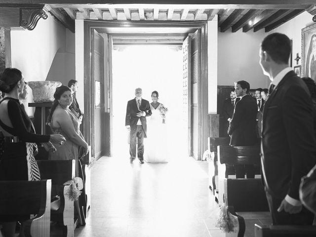 La boda de Alvaro y Alba en Cubas De La Sagra, Madrid 10