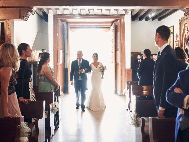 La boda de Alvaro y Alba en Cubas De La Sagra, Madrid 11