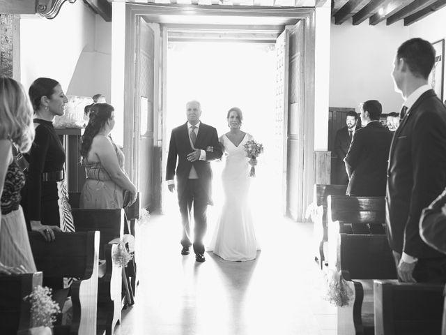 La boda de Alvaro y Alba en Cubas De La Sagra, Madrid 12