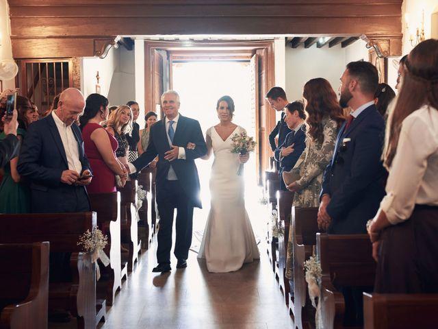 La boda de Alvaro y Alba en Cubas De La Sagra, Madrid 13