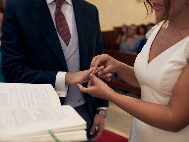La boda de Alvaro y Alba en Cubas De La Sagra, Madrid 17