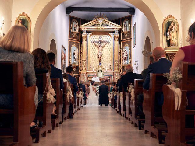 La boda de Alvaro y Alba en Cubas De La Sagra, Madrid 18