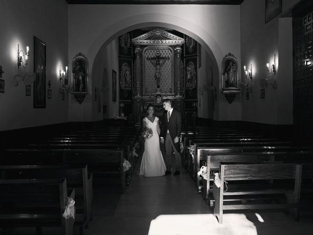 La boda de Alvaro y Alba en Cubas De La Sagra, Madrid 21