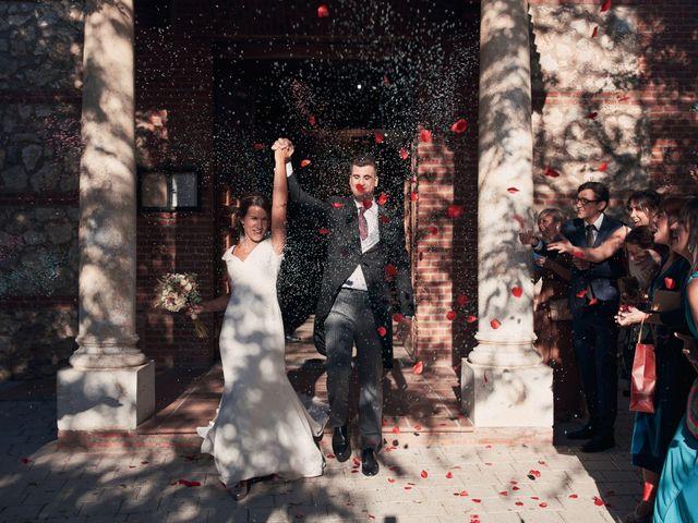 La boda de Alvaro y Alba en Cubas De La Sagra, Madrid 1