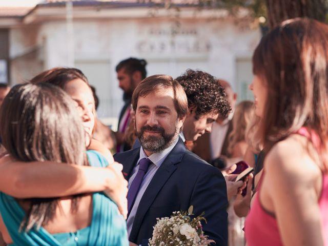 La boda de Alvaro y Alba en Cubas De La Sagra, Madrid 24