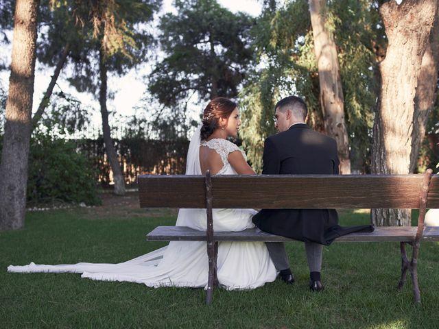 La boda de Alvaro y Alba en Cubas De La Sagra, Madrid 29
