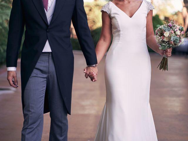 La boda de Alvaro y Alba en Cubas De La Sagra, Madrid 41