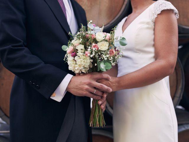 La boda de Alvaro y Alba en Cubas De La Sagra, Madrid 2