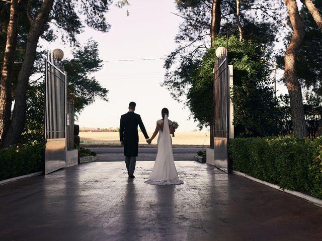 La boda de Alvaro y Alba en Cubas De La Sagra, Madrid 44
