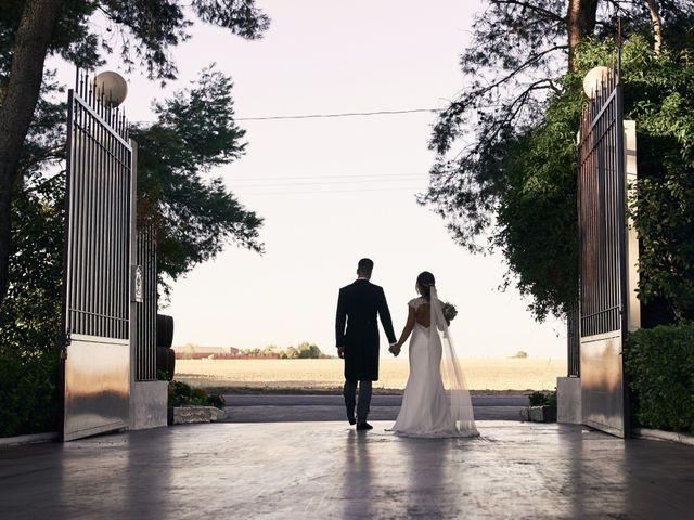 La boda de Alvaro y Alba en Cubas De La Sagra, Madrid 45
