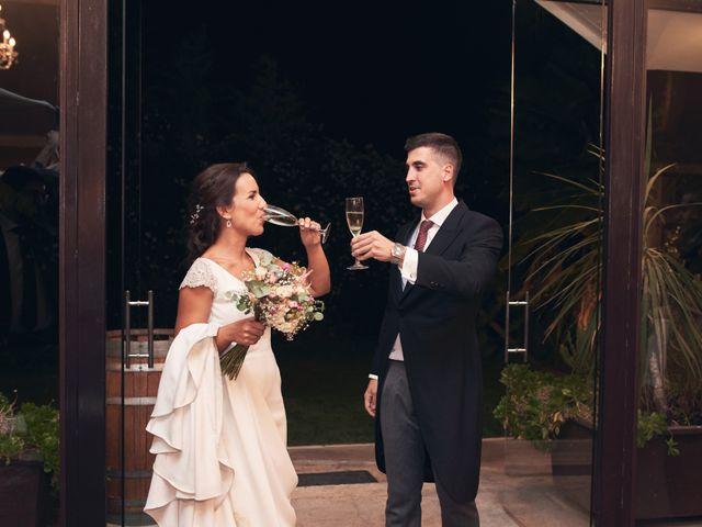 La boda de Alvaro y Alba en Cubas De La Sagra, Madrid 63