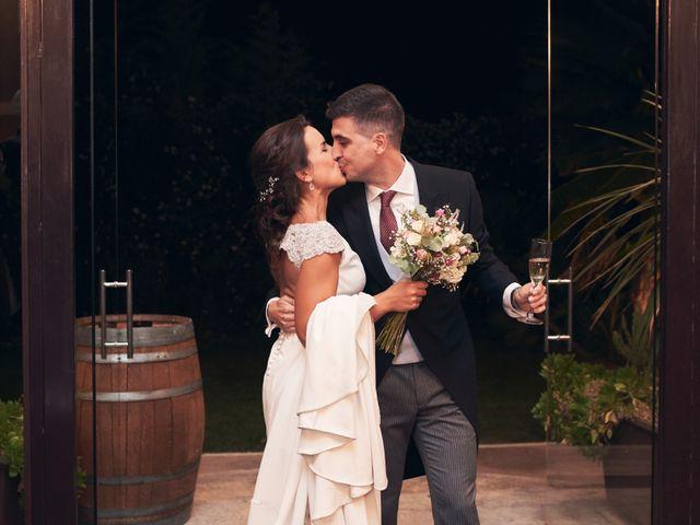 La boda de Alvaro y Alba en Cubas De La Sagra, Madrid 64