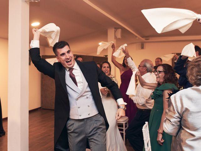 La boda de Alvaro y Alba en Cubas De La Sagra, Madrid 65