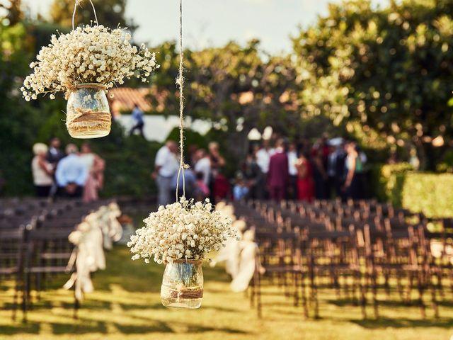 La boda de Lleïr y Aroa en Cabrils, Barcelona 36