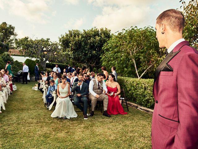 La boda de Lleïr y Aroa en Cabrils, Barcelona 42