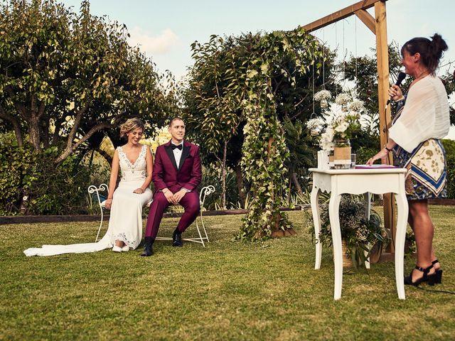 La boda de Lleïr y Aroa en Cabrils, Barcelona 47