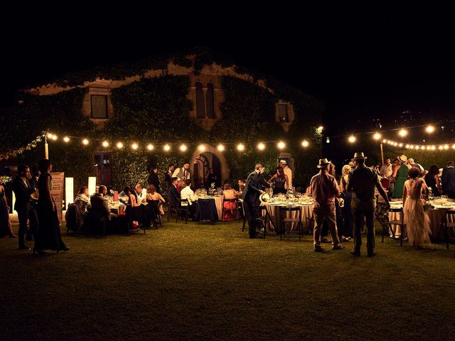 La boda de Lleïr y Aroa en Cabrils, Barcelona 78