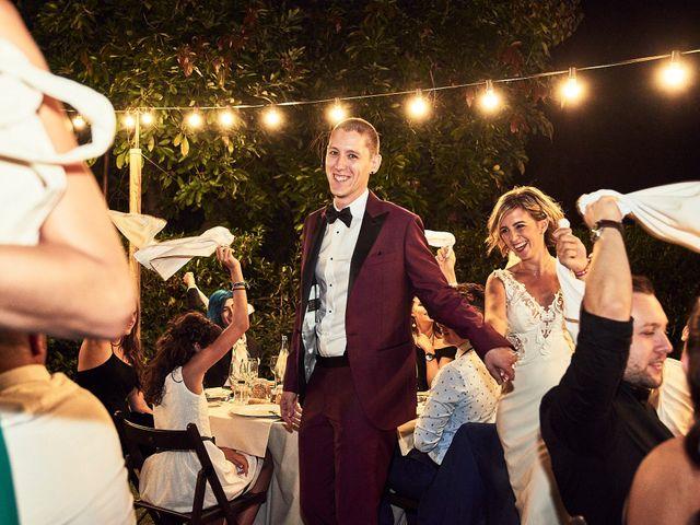 La boda de Lleïr y Aroa en Cabrils, Barcelona 81