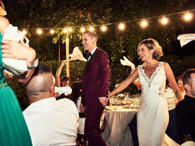 La boda de Lleïr y Aroa en Cabrils, Barcelona 82