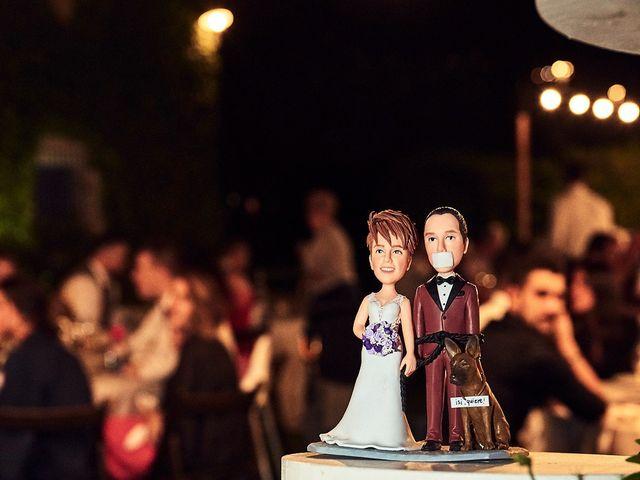 La boda de Lleïr y Aroa en Cabrils, Barcelona 89
