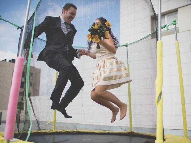 La boda de Rocío y Salva