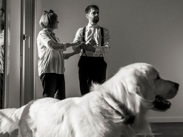 La boda de Sandra y Marc en Cinctorres, Castellón 1