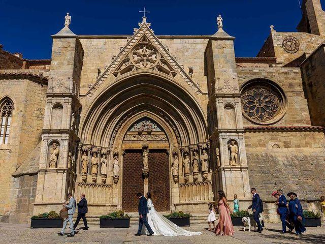 La boda de Sandra y Marc en Morella, Castellón 9