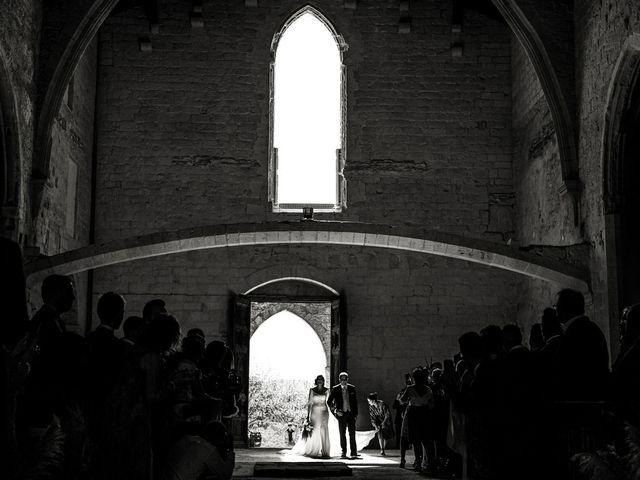 La boda de Sandra y Marc en Morella, Castellón 11