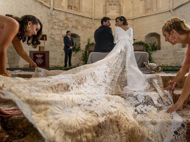 La boda de Sandra y Marc en Morella, Castellón 16