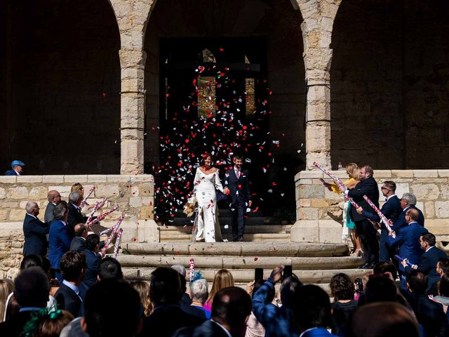 La boda de Sandra y Marc en Morella, Castellón 19