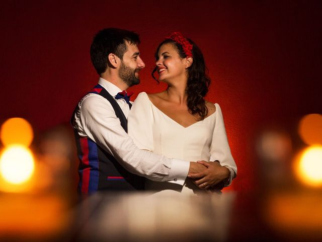 La boda de Sandra y Marc en Cinctorres, Castellón 30