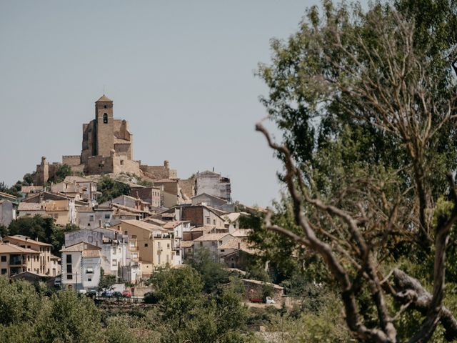 La boda de Christian y Lidia en Benabarre, Huesca 1