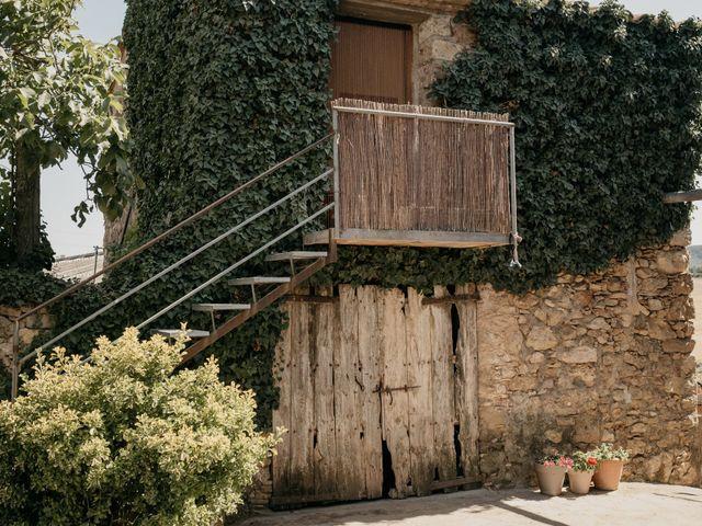 La boda de Christian y Lidia en Benabarre, Huesca 15