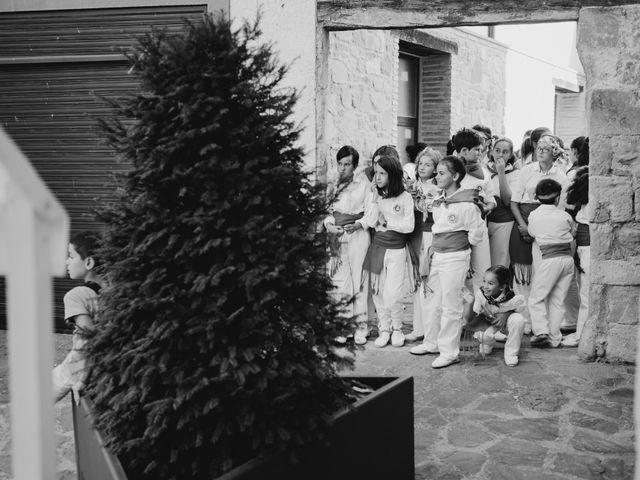 La boda de Christian y Lidia en Benabarre, Huesca 30