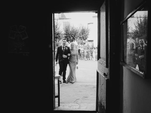 La boda de Christian y Lidia en Benabarre, Huesca 32