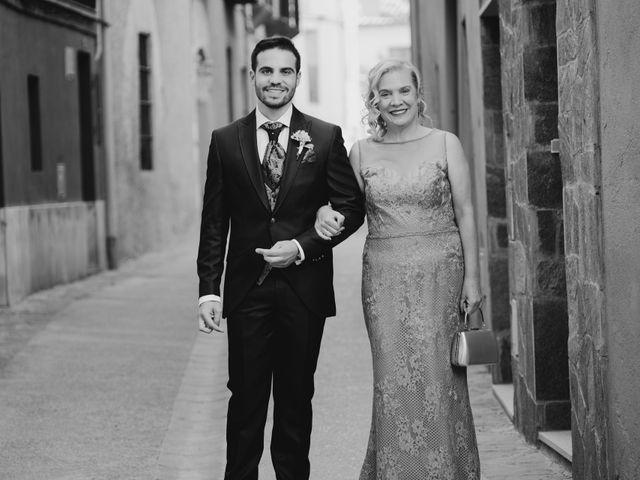 La boda de Christian y Lidia en Benabarre, Huesca 31
