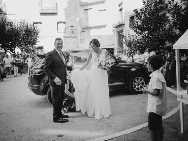 La boda de Christian y Lidia en Benabarre, Huesca 34