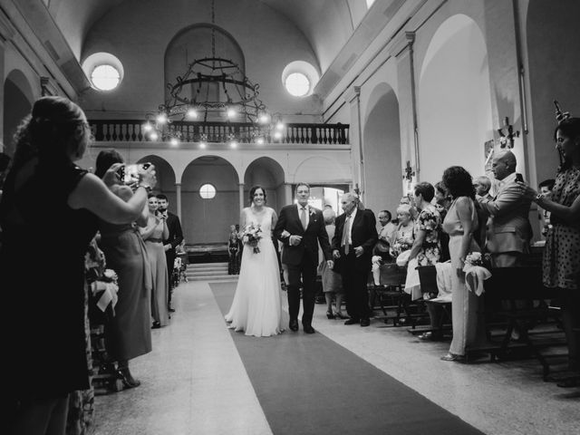 La boda de Christian y Lidia en Benabarre, Huesca 36