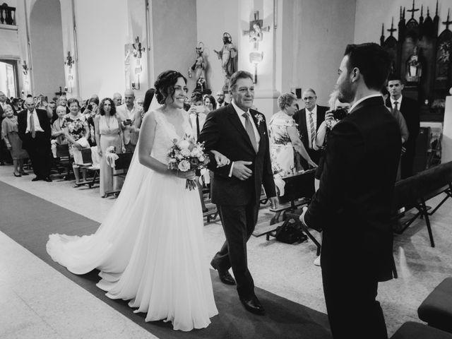 La boda de Christian y Lidia en Benabarre, Huesca 38