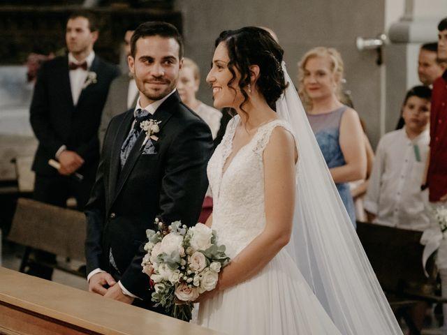 La boda de Christian y Lidia en Benabarre, Huesca 39