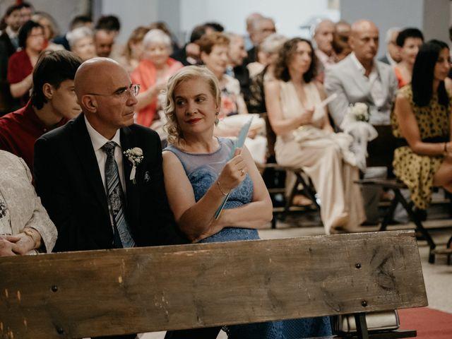 La boda de Christian y Lidia en Benabarre, Huesca 40