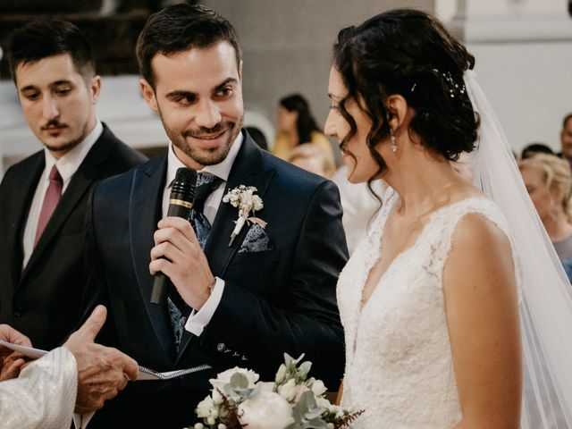La boda de Christian y Lidia en Benabarre, Huesca 45